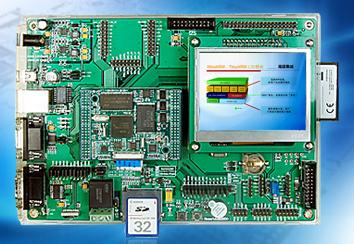 周立功arm开发板:smartarm3250通用教学/竞赛/工控