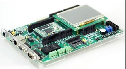 周立功arm开发板: smartarm9b92工控/教学开发平台