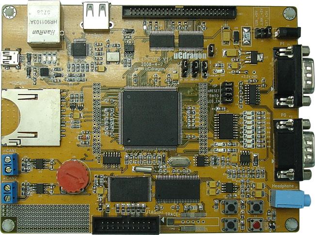 电路板 650_485