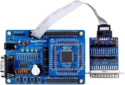 arm开发板:周立功easyfpga030 注:此板已停产