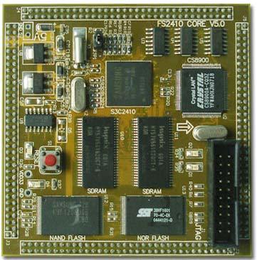网络接口                  ◆采用10m网络接口芯片cs