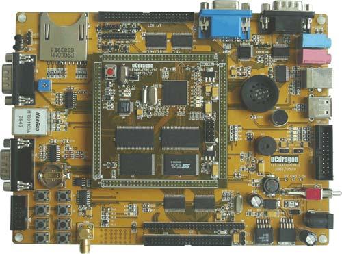 arm开发板:优龙yl-e2410开发板